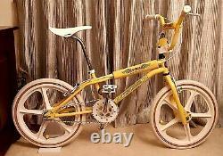 1984 GT Pro Performer Old School BMX