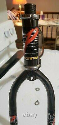 1985 Schwinn Predator Streetwise Bi-oval Frame And Fork 20 Old School Bmx