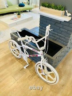 1989 Old School Dyno Vfr BMX Bike w Gt Tomahawk Mags And Gt Tires