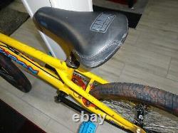1999 Haro Revo Zippo BMX bike 20 old mid school freestyle Vintage Fusion Master