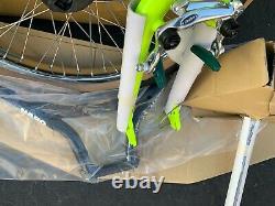 2020 Haro 20 Inch Bashguard Sport Complete Bike Neon Yellow Bmx 20 Old School