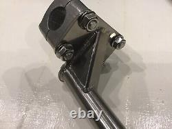 BMX Double Clamp Old School Gold Stem Replica Mongoose Supergoose Motomag
