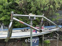 Bmx Old School 1983 Skyway TA Frame And Fork Read Description Look At Pictures