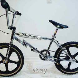 CW BMX Z Phase-1 CHROME old school BMX BIKE 20 PROFILE crank Grafight Tuffs new