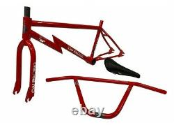 CW Phaze 1 Legend Series Limited Edition (RED) Old School BMX Serial # 009