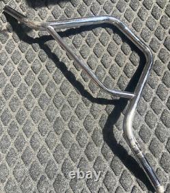 Cook Bros old school bmx standard handlebars Vintage Hutch DG SE VDC rare
