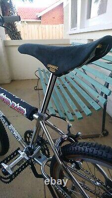 Diamondback 1983 Silver Streak Old School BMX