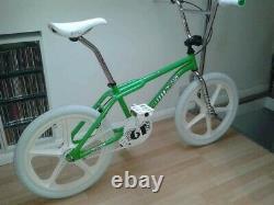Dyno designed by GT Old Mid School BMX