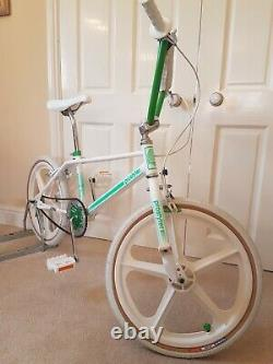 Falcon Prostyler Freestyle BMX Old School BMX twin tube 901 skyway Rare! 80s