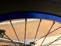 Floval Flyer XL SE Racing BMX Bike Old School Tribute
