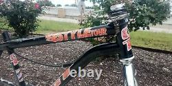 GT Pro Freestyle Tour Frame Old Mid School BMX Freestyle Dyno Performer