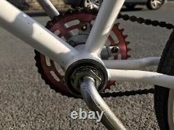 Genuine Ammaco Freestyler 1984 Old School Bmx Bike, Genuine Barn Find
