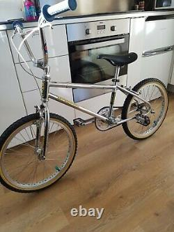 Mongoose Californian 1983 Old school Bmx, Pro Class Wheels, Brakes Ect