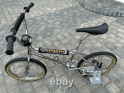 Mongoose Californian 1984, Old School BMX, MINT CONDITION, RARE