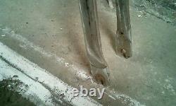 Mongoose Motomag frame set and Tange forks set old school bmx haro skyway Torker
