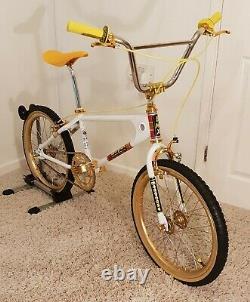 Mongoose Supergoose 2 custom old school bmx raleigh burner Haro skyway, p/x