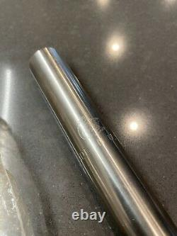 Mongoose Supergoose NOS Maurice Stamped Stainless Seat Post Old School BMX
