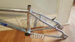 OLD SCHOOL BMX 90s ROBINSON FRAME FORK HEADSET MADE IN USA VINTAGE RARE