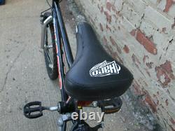 Old School 1996 Haro Group 1 BMX Racing Bike, Mostly Original