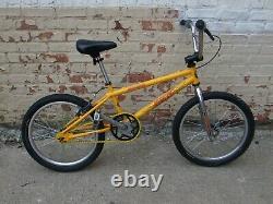 Old School 1997 GT Bicycle Interceptor BMX Racing Bike, Mostly Original