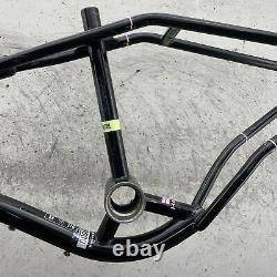 Old School BMX Haro Sport Frame Bash Guard Freestyle 80s OG 4130 Bashguard