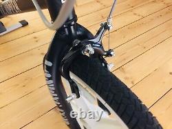 Old School BMX PK ripper SE Racing 80s BMX White Skyways 0akley LTD DC EDITION