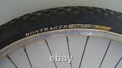 Old School Bmx 1981 Gold Schwinn King Sting 26 In Rims Bontrager Tires Vintage