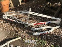 Old School Bmx Ammaco Freestyle King vintage 80s Twin Tube Haro DP Torker Burner