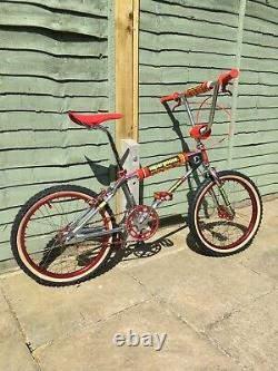 Old School Bmx Mongoose Team Supergoose 1980
