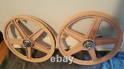Old School Bmx Redstone Tuff Mags Suntour Coaster Brake 1977 Vintage Rare Htf