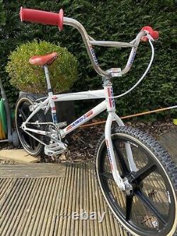 Old School Bmx Skyway TA 1985, DX, Tuff Neck Full Bike Original Paint