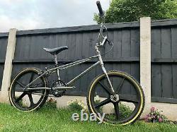 Old School Classic Dp Firebird Rare Freestyler Bmx Stunt Collector Bike London