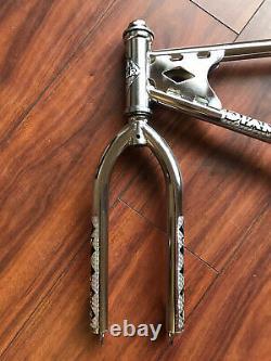 Old School Retro Rare BMX 1983 Diamond Back Viper Frame Forks US Import Survivor