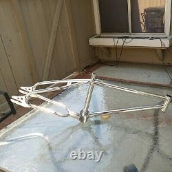 Old School Vintage 80s Mongoose Californian 20 Cr-Mo. Looptail BMX Frame