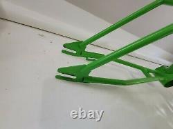 Old school NOS built Skyway Street Beat frame forks EZ bars Tioga post bmx bike
