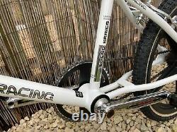 Old school bmx CW racing Phaze 1 2020 white COMPLETE BIKE