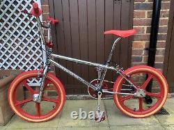 Old school bmx / Freestyler