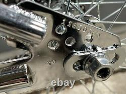 Old school bmx Gt 24 Cruiser 1985 Elina Redline 401 Pro Neck Araya Etc Mint