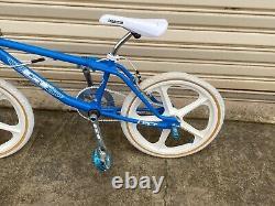 Old school bmx bike