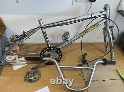 Old school bmx mongoose
