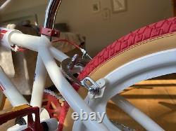 Old school bmx new genuine skyway tuff 2 wheel set, Mongoose frame