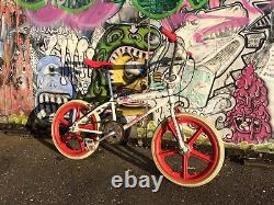 Original 80s 1980s Old Skool School Retro Mongoose Bmx Bike