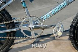 PK Ripper looptail 80's BMX Complete Original SE Racing old school