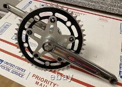 Profile Racing 180mm Gen III Crank Set 3rd Gen Old School BMX Vintage Rare HTF