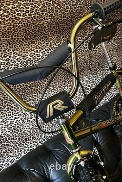 RALEIGH SUPER TUFF BURNER 35TH ANNIVERSARY BMX, Retro, Old School, Skyway Tuffs