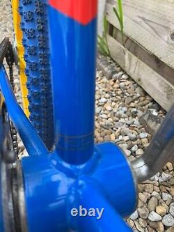 Raleigh Mag Burner MK2 Old School Bmx