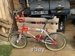 Raleigh Mk1 Extra Burner Old School BMX