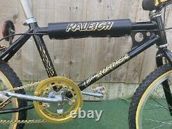 Raleigh Ultra Burner Mk1 Old School Bmx