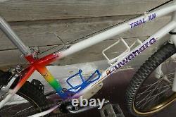 Rare Rarer Kuwahara 24 Inch Cruiser Bmx Old School Trial KN