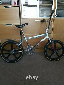 Redline ml-20 all chromoly 80s bmx bike old school
